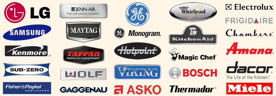 Refrigerator Logos